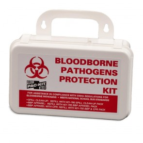 Blood Borne Pathogen Complete Kit