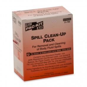 Blood Borne Pathogen Clean Up Pack Refill