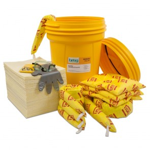 Breg HazMat Drum Spill Kit - 30 Gallon
