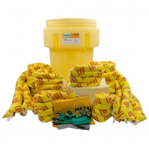 Breg HazMat Overpack Drum Spill Kit - 95 Gallon