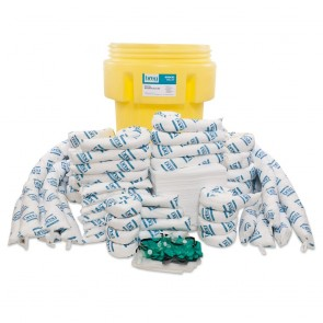 Breg Oil Only Overpack Drum Spill Kit - 95 Gallon