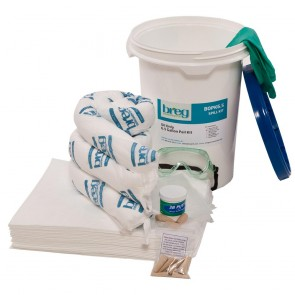 Breg Oil Only Pail Kit, 6.5 Gal