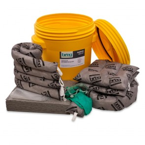 Breg Universal Drum Spill Kit - 20 Gallon