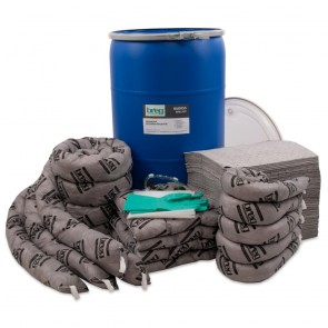 Breg Universal Drum Spill Kit - 55 Gallon