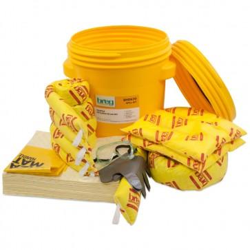 Breg HazMat Drum Spill Kit - 20 Gallon