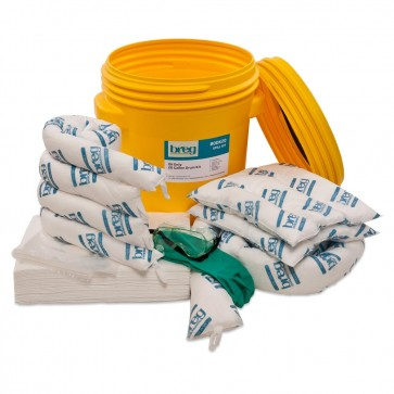 Breg Oil Only Drum Spill Kit - 20 Gallon