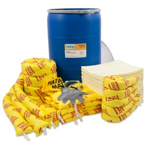 Breg HazMat Drum Spill Kit - 55 Gallon