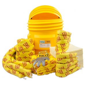 Breg HazMat Drum Spill Kit - 65 Gallon