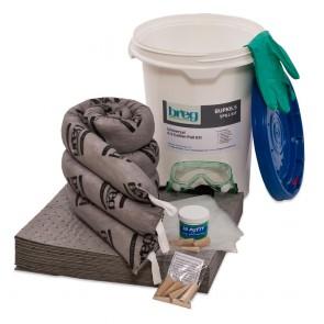 Breg Universal Pail Spill Kit, 6.5 Gallons