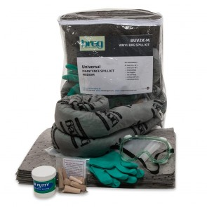 Breg Universal Vinyl Zipper Spill Kit - Medium